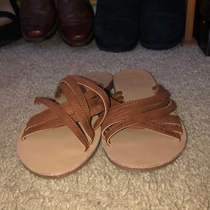 Mexican inspired sandals